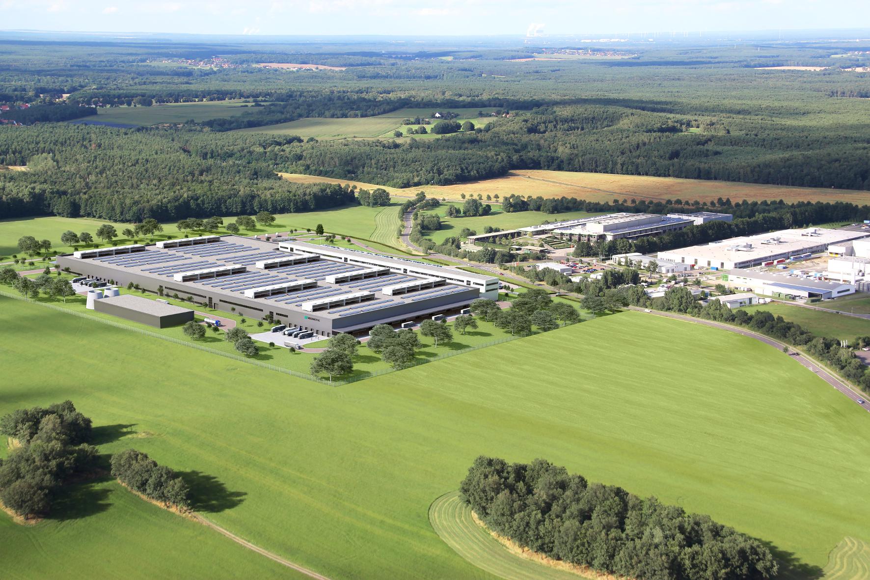 Daimler legt Grundstein für eine der weltweit größten und modernsten Batterie-Fabriken