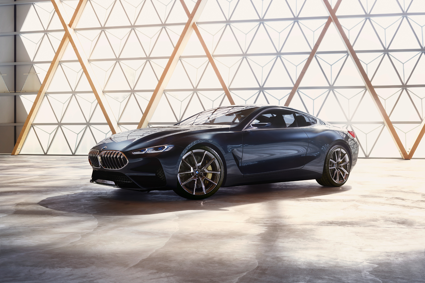Neuer BMW 8er im Anflug? Das BMW Concept 8 Series
