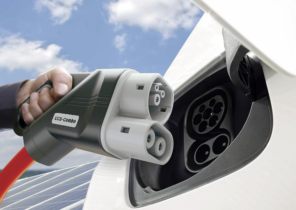 Auch E-Mobilität bleibt ein Thema bei Audi