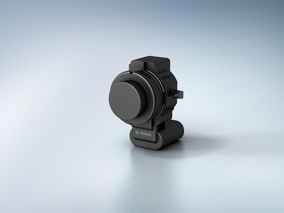 Automatisiertes-Fahren-Bosch Ultraschallsensor