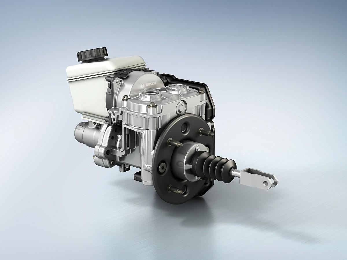 Automatisiertes-Fahren-Bosch iBooster