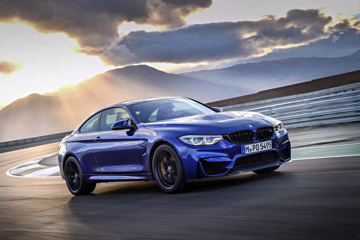 BMW M4 CS-06
