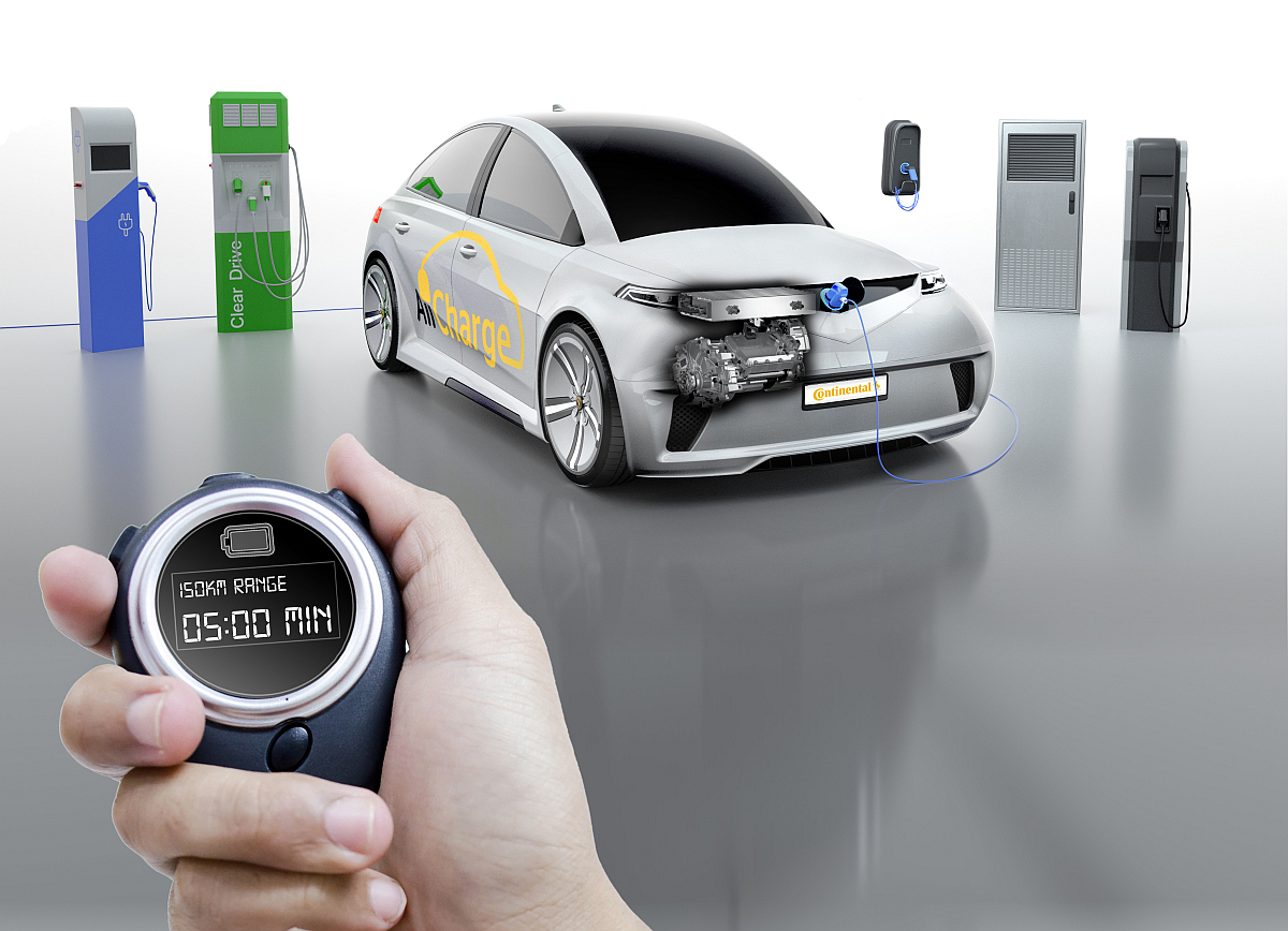 Continental AllCharge