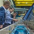 Kupferbeschichtete Kohlenstoff-Fasern für industriellen Leichtbau