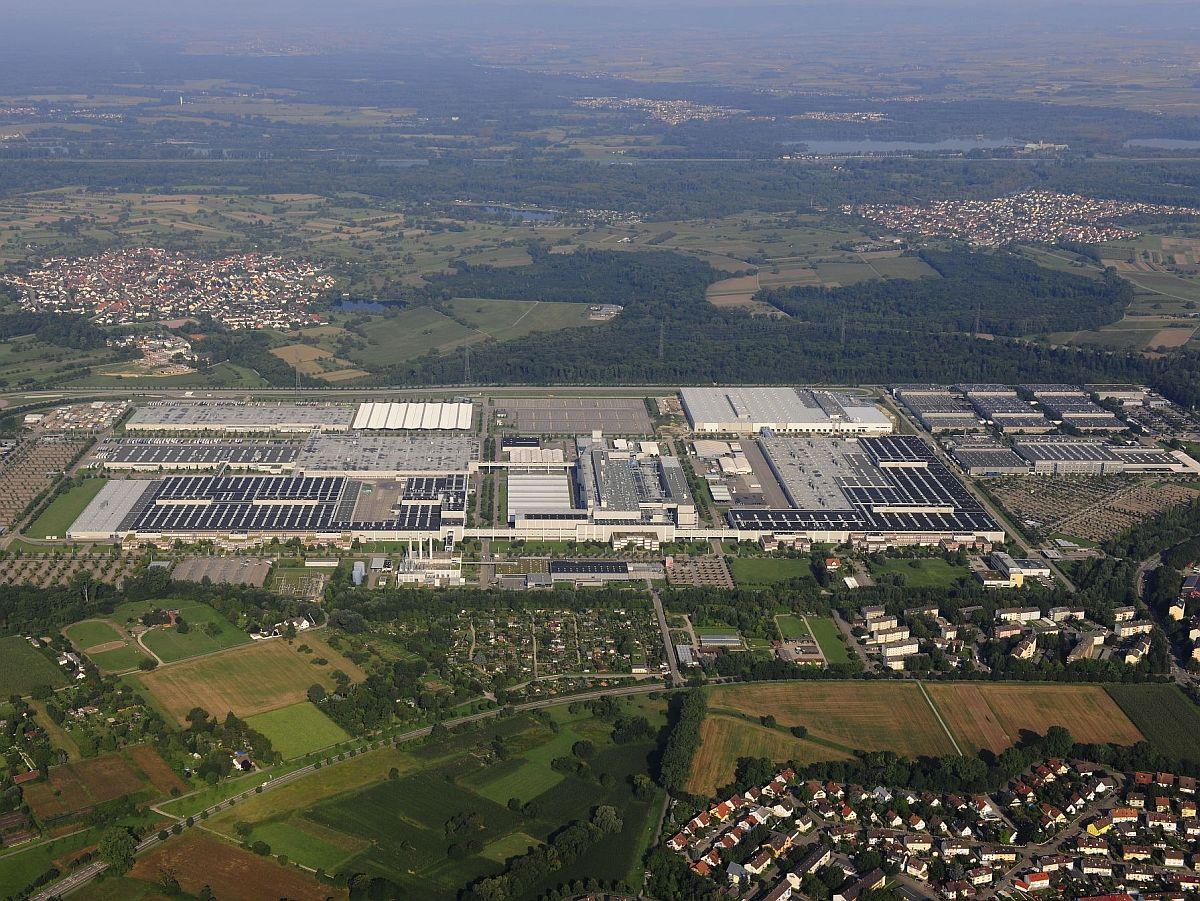 Mercedes-Werk-Rastatt