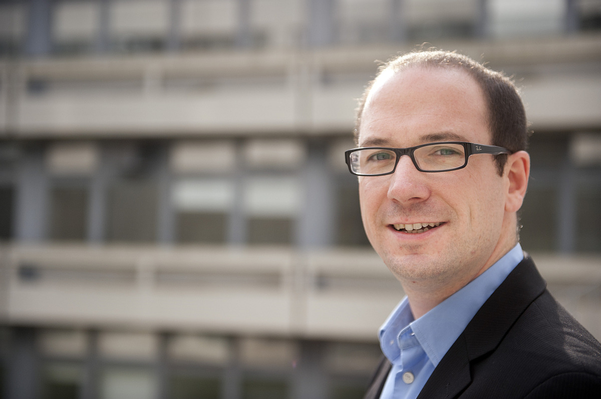 Prof Thorsten Holz RUB
