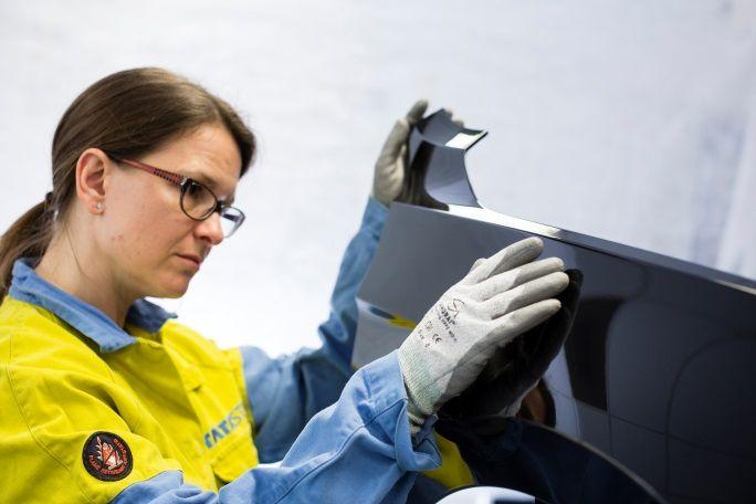 Tata Steel erweitert Angebot für eine optimierte Oberfläche bei Stahl-Außenhautteilen