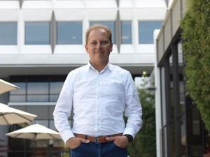 Thilo Koslowski, Geschäftsführer von Porsche Digital