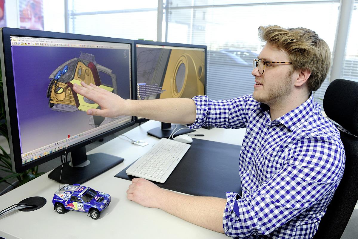 VW-Azubis gestalten mit digitalen Technologien den Wörthersee-GTI 2017 3