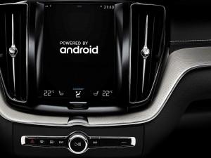 Volvo-Google-Android