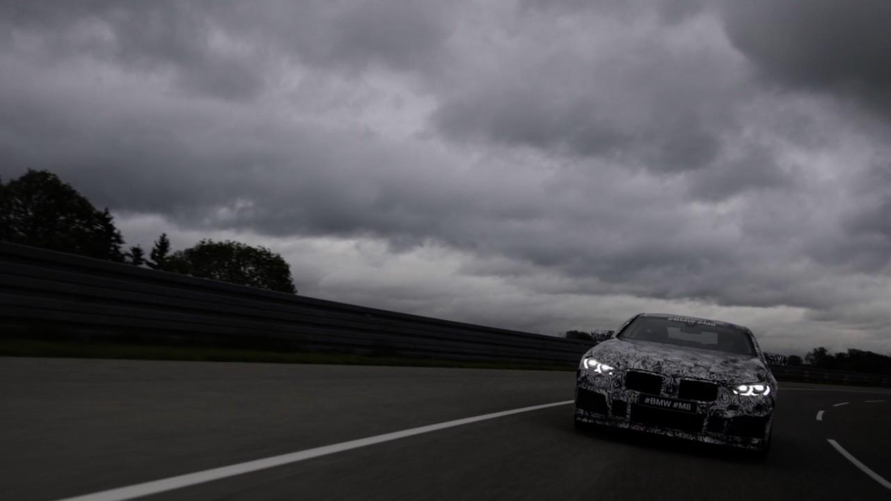Erste Infos zu neuem BMW M8