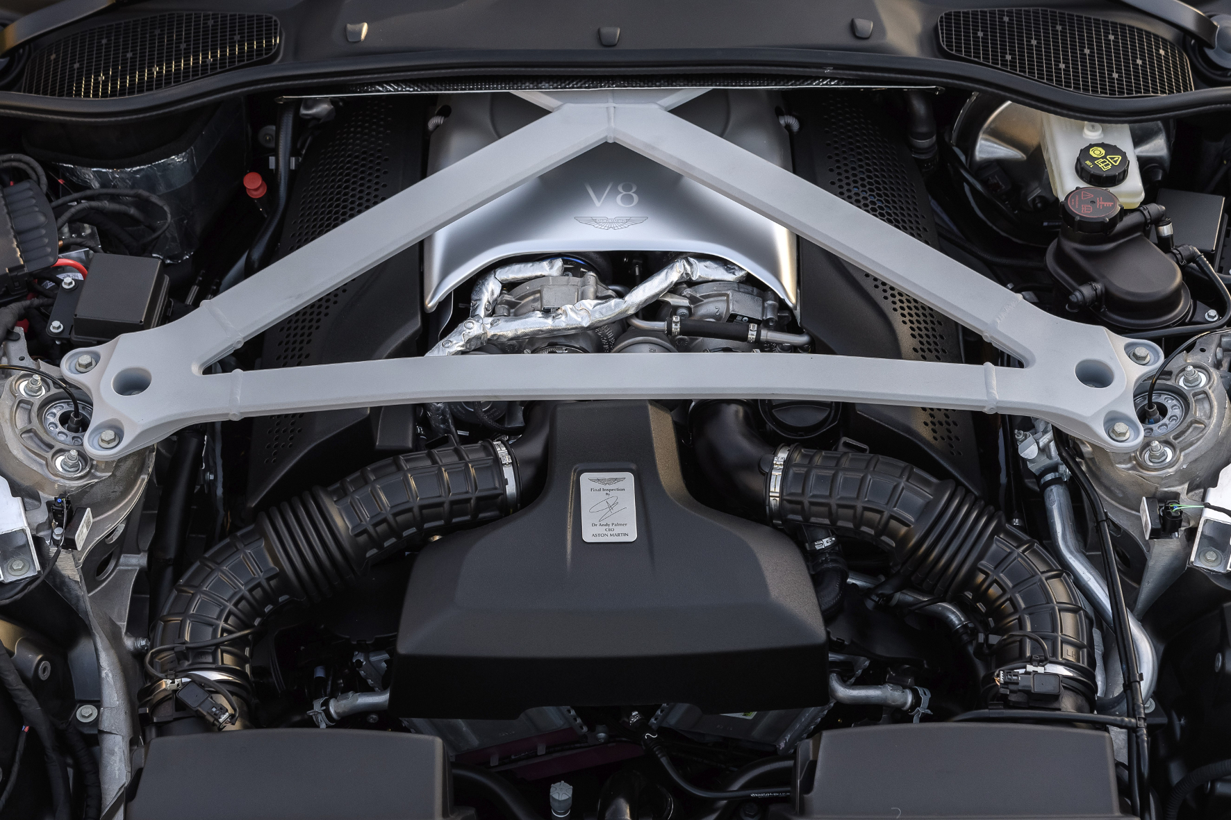 Aston Martin DB 11: Downsizing auf hohem Niveau