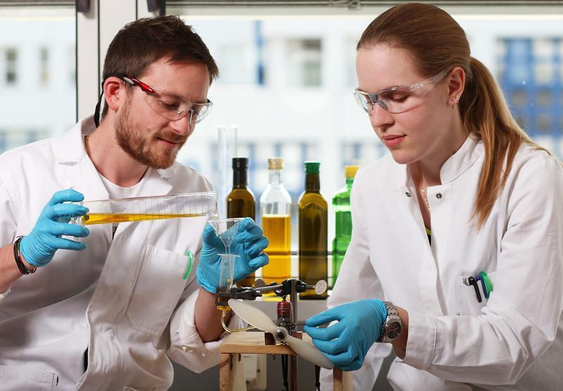 Neues Verfahren zur Gewinnung von Biodiesel