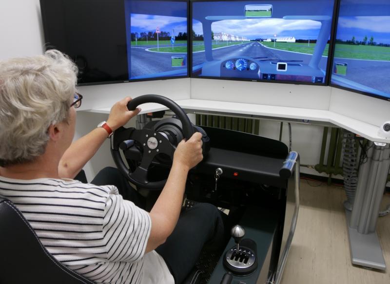 Neue Studie zum Fahrverhalten von Senioren