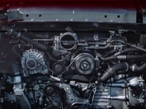Porsche-911-GT3-Motor