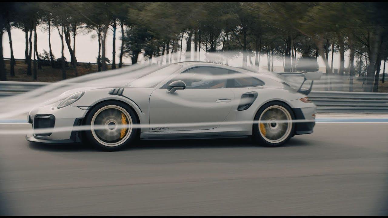 Der neue Porsche 911 GT2 RS: Super-Sportwagen mit Heckantrieb und 700 PS