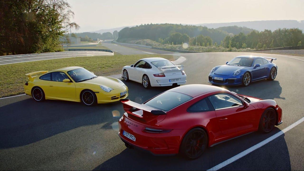 Im Spotlight: Der Sechszylinder-Boxermotor im neuen Porsche 911 GT3