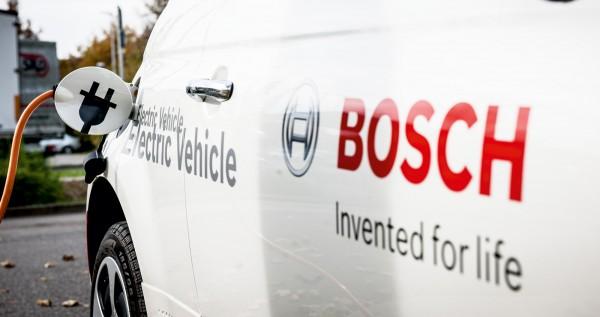BOSCH investiert in die Elektromobilität