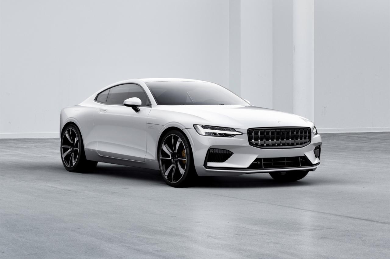 Volvo: Haustuner Polestar wird Elektro-Marke und präsentiert 600-PS-Hybrid