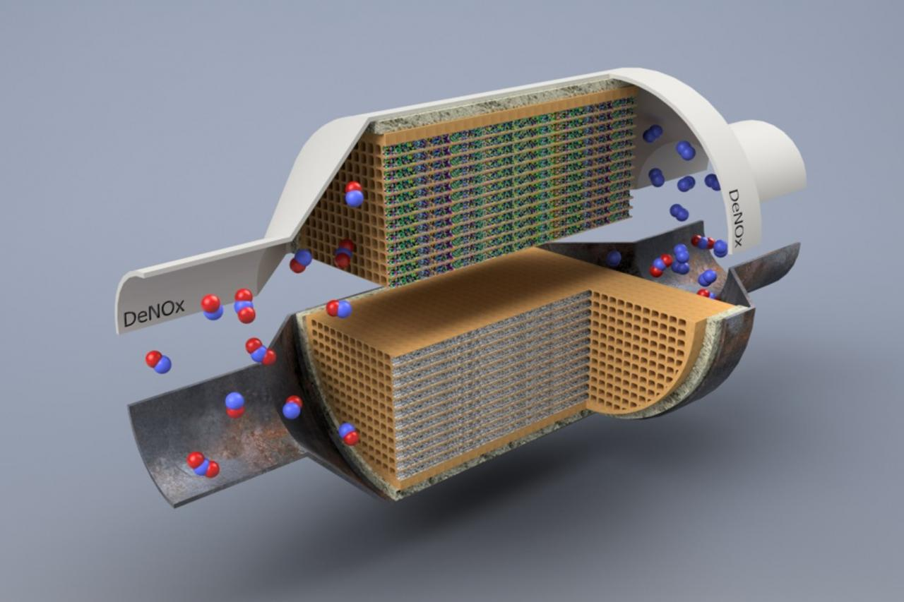 Wissenschaftler wollen Diesel auch ohne Zusätze sauber machen