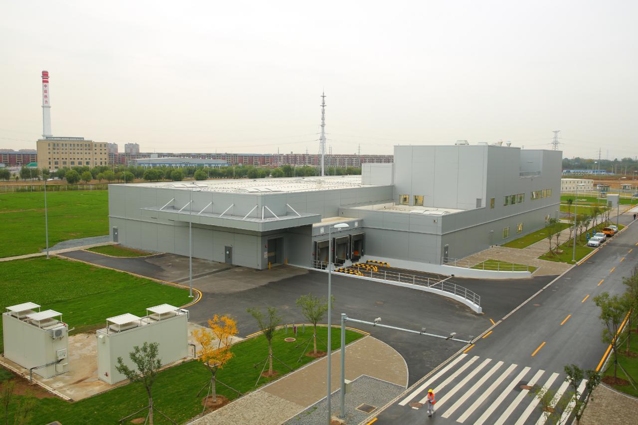 BMW eröffnet Batterie-Werk in China