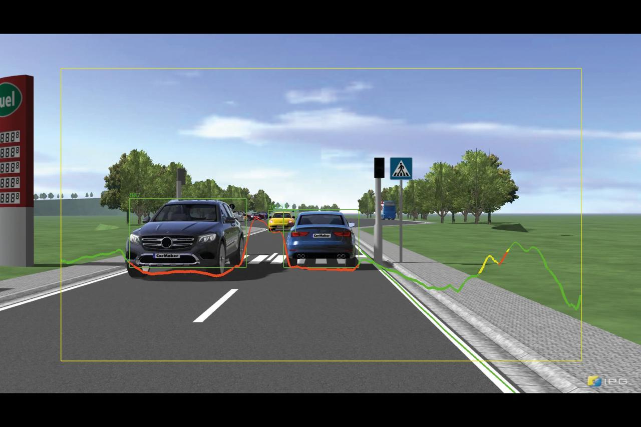 Selbstlernende Systeme für selbstfahrende Autos: IPG Automotive setzt auf offene Computing-Plattform