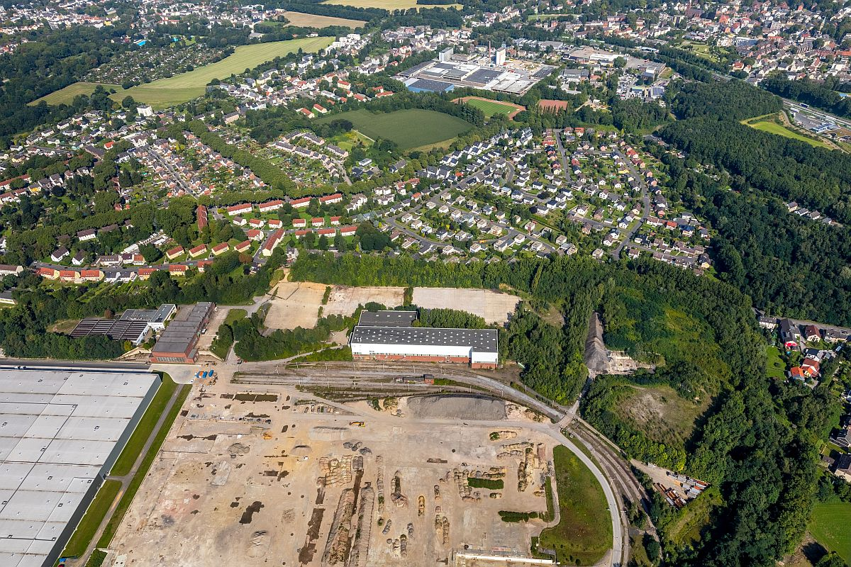 """Plateau Nord"". Bild: Bochum Perspektive 2022 GmbH"