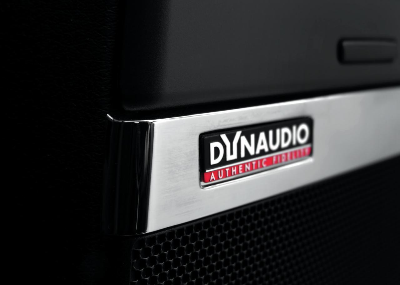 Dynaudio bringt Audio-Know-How ins Auto