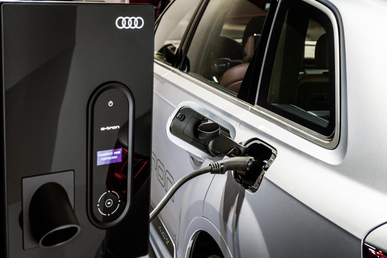 Modellversuch: Audi erprobt smartes Stromnetz