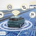 Echtzeit-Vorausschau auf den Verkehr durch hochautomatisierte Flottenkommunikation. Bild: IPG Automotive
